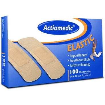 Actiomedic® ELASTIC Pflasterstrips