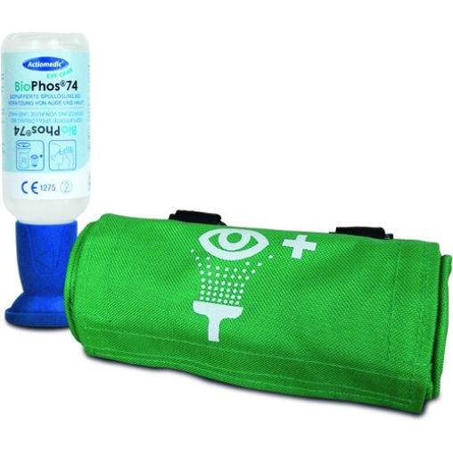 GRAMM medical Gürteltasche für 250 ml Augenspülflaschen