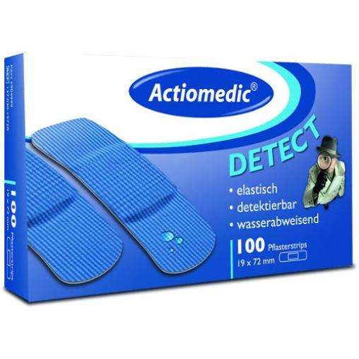 Actiomedic® DETECT Pflasterstrips