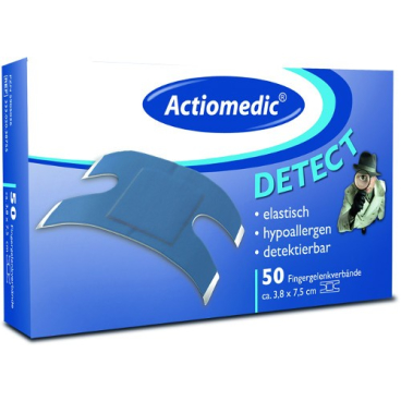 Actiomedic® DETECT Fingergelenkverbände
