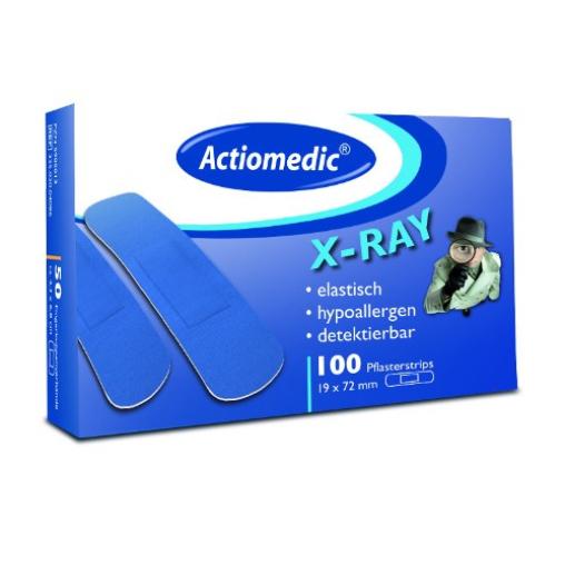 ACTIOMEDIC DETECT Pflasterstrips X-Ray