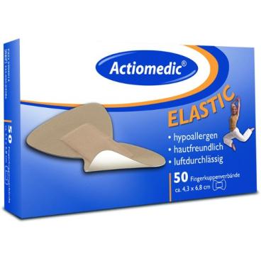 Actiomedic® ELASTIC Fingerkuppenverbände