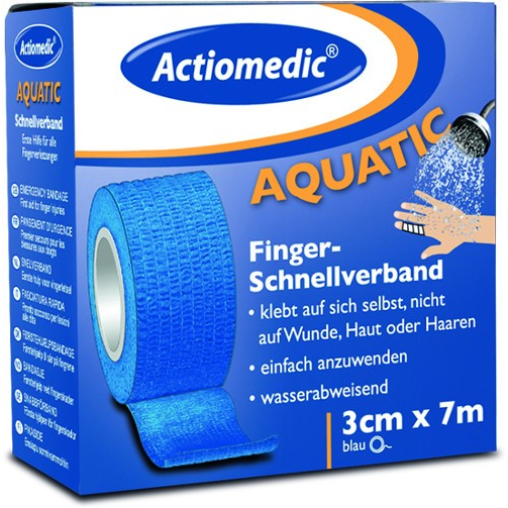 Actiomedic® AQUATIC Schnellverband