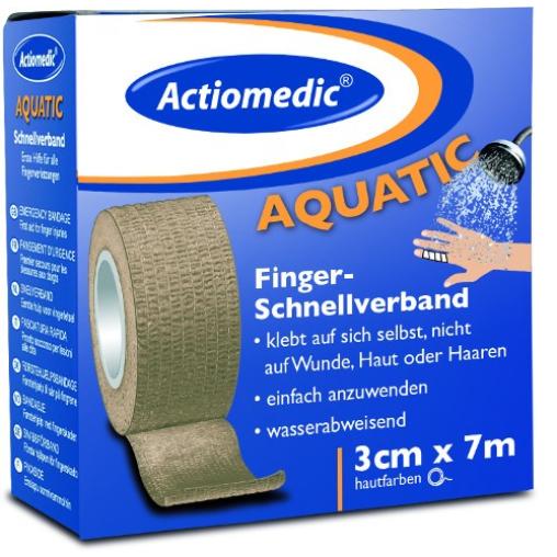 Actiomedic® AQUATIC Schnellverband
