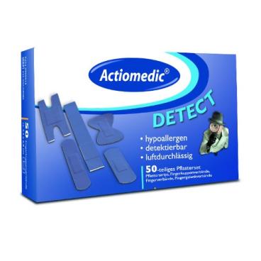 Actiomedic® DETECT Pflasterset