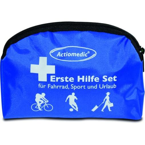 GRAMM medical Fahrrad- und Freizeit-Verbandtasche