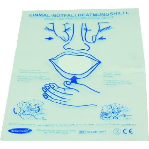 Actiomedic® MediSave Notfall Beatmungstuch