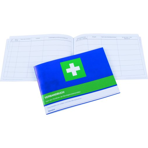 GRAMM medical Verbandbuch