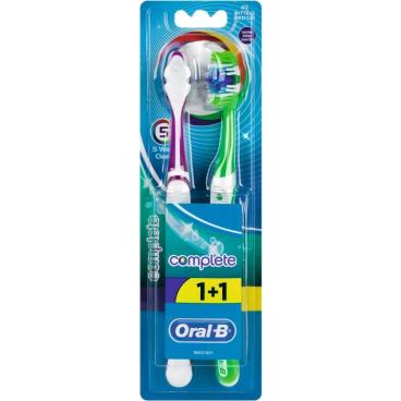 Oral-B Complete 5 Reinigungszonen Zahnbürste