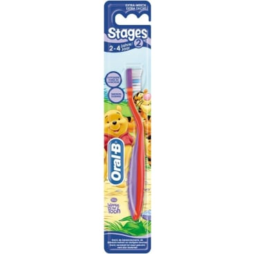 Oral-B Kinderzahnbürste Stage 2