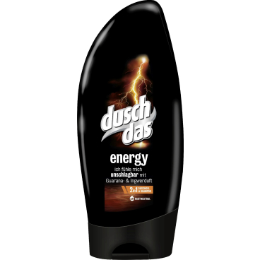 duschdas Duschgel & Shampoo Energy