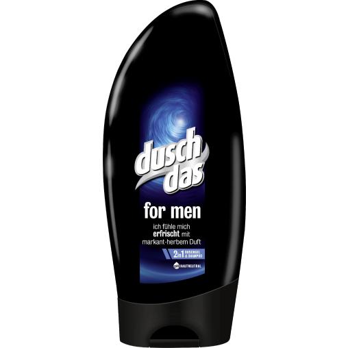 duschdas Duschgel und Shampoo For Men