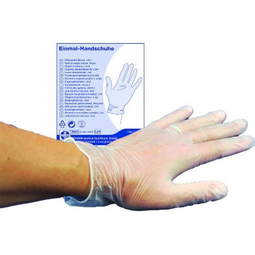 GRAMM medical Einmalhandschuhe