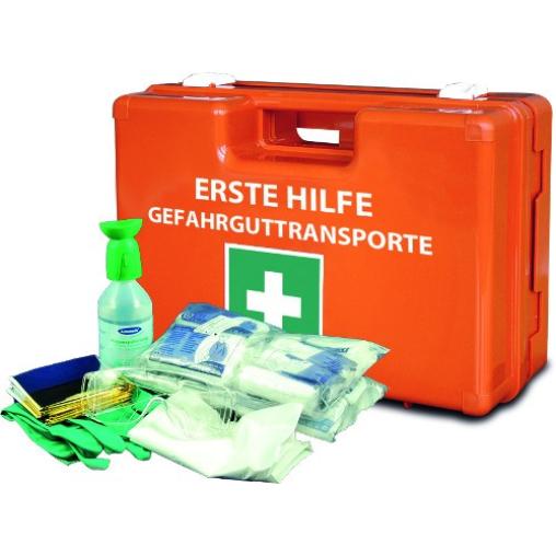 GRAMM medical Verbandkoffer für Gefahrguttransporte
