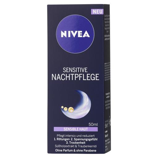 NIVEA Face Sensitive Nachtpflege
