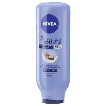 NIVEA body In-Dusch Verwöhnende Soft Milk