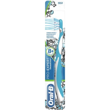 Oral-B Kinderzahnbürste ProExpert Cross Action