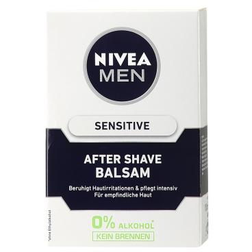 NIVEA MEN Sensitive After-Shave Balsam