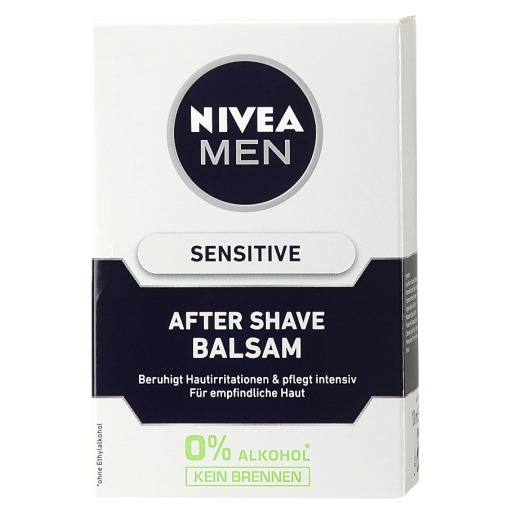 NIVEA MEN Sensitive After-Shave Balsam
