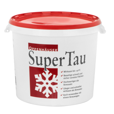 SuperTau Auftaugranulat 25 kg - Hobbock
