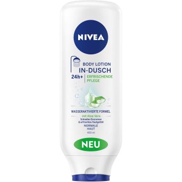 NIVEA body In-Dusch Body Lotion Feuchtigkeitspflege