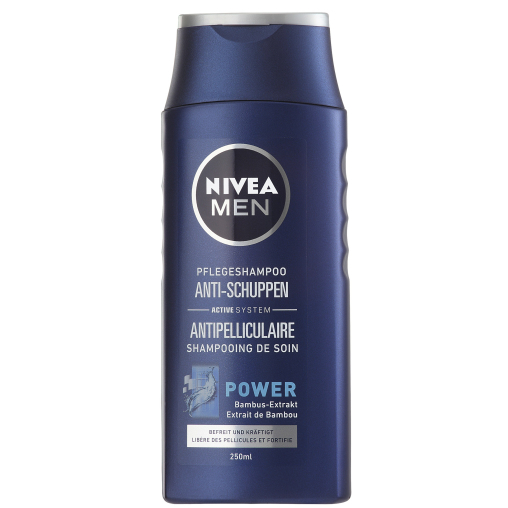 NIVEA® Hair Care MEN Pflegeshampoo Anti-Schuppen