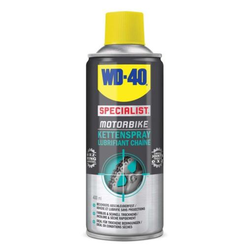 WD-40 SPECIALIST® MOTORBIKE Kettenspray