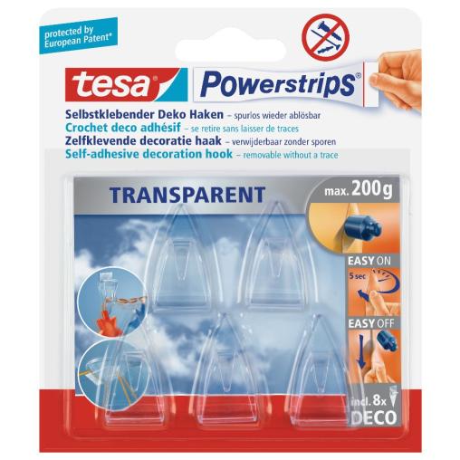 tesa® Powerstrips® Deco Haken