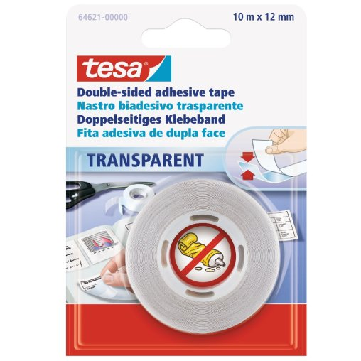 tesa® Doppelseitiges Klebeband