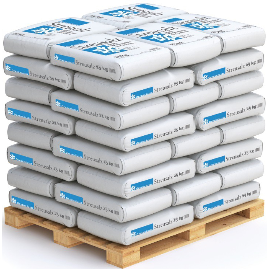 Streusalz 25 kg Säcke