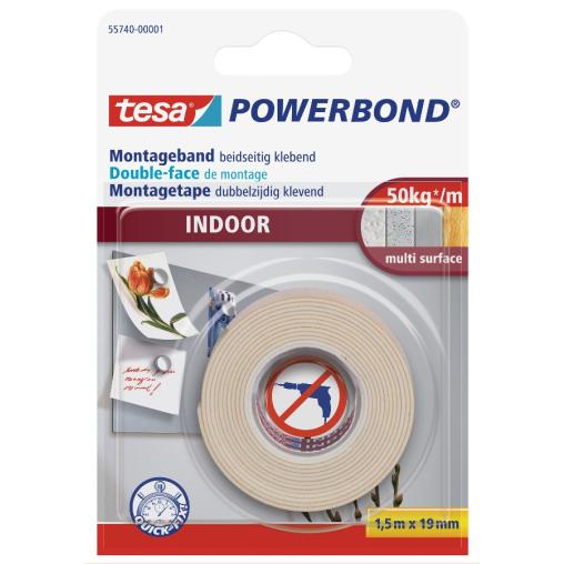 tesa Powerbond® Indoor Klebeband