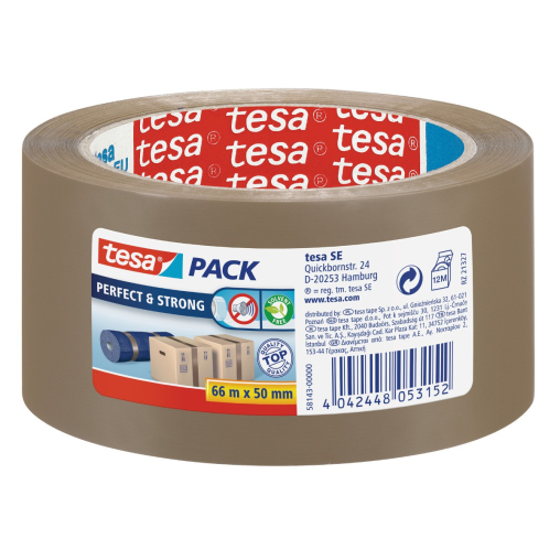 tesapack® Perfect & Strong Packband