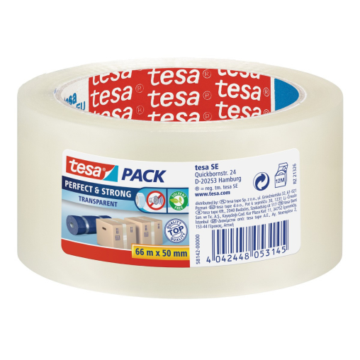 tesapack® Perfect & Strong Packband