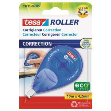 tesa Roller Korrigieren ecoLogo® Seitwärtsroller