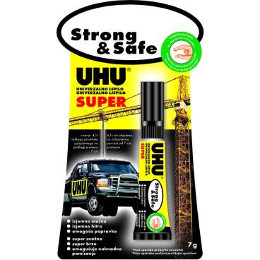 UHU Alleskleber Super Strong & Safe