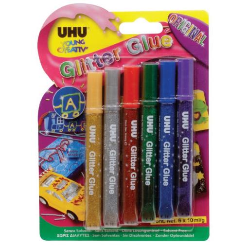UHU Glitter Glue Glitzerkleber
