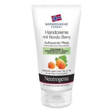 Neutrogena® Handcreme mit Nordic Berry