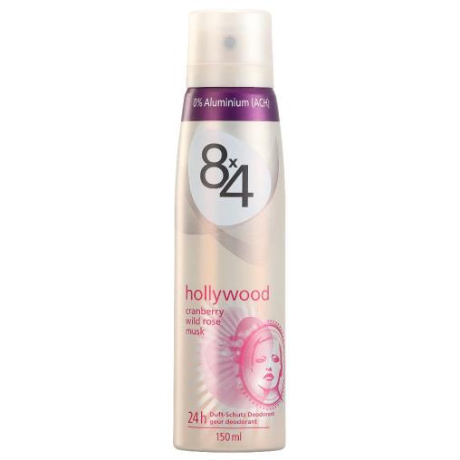 8 x 4 Deodorant Spray for Women
