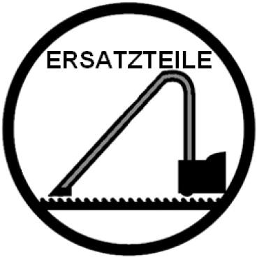 Staubsaugerschlauch für Profi 1 ohne Anschluss-Stücke