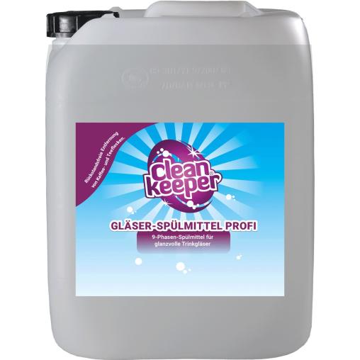 Cleankeeper Gläser-Spülmittel Profi