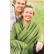 Gözze STOLA Fleece-Decke in Cordoptik, 100 x 150 cm