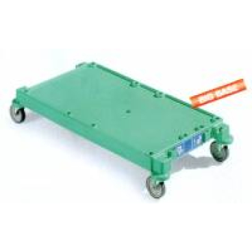 TTS Grundplatte, grün