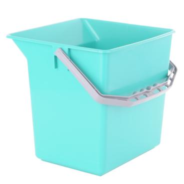 TTS Kunststoffeimer Farbe: grün, 6 Liter