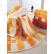 Gözze NEW YORK Streifen Waschhandschuh, 17 x 24 cm