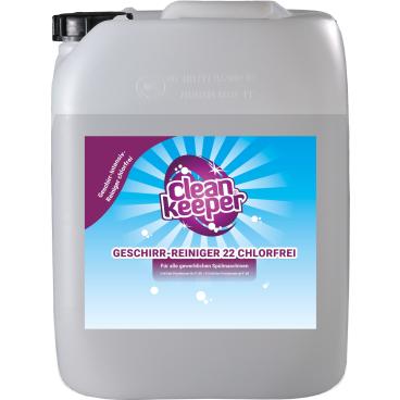 Cleankeeper Geschirr-Reiniger 22, chlorfrei