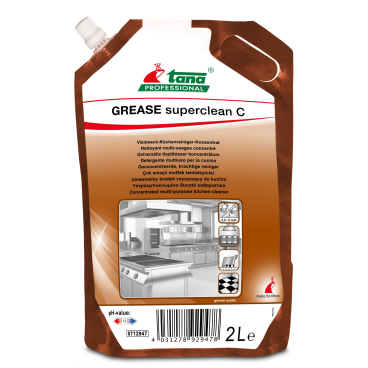 TANA GREASE superclean C Küchenreiniger