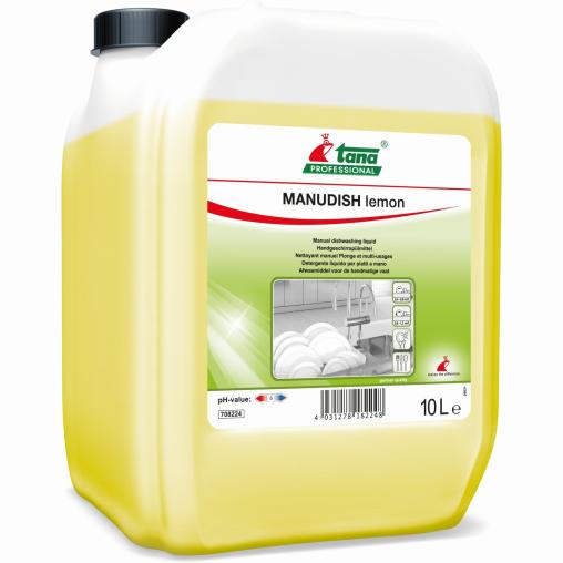 TANA MANUDISH lemon Handgeschirrspülmittel
