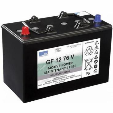 Exide Sonnenschein Antriebsbatterie GF 12 076 V