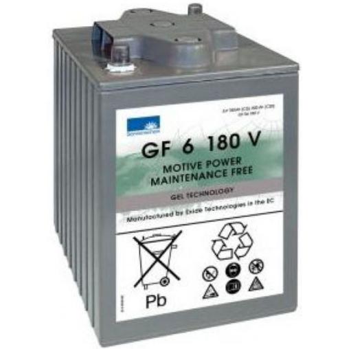 Exide Sonnenschein Antriebsbatterie GF 06 180 V