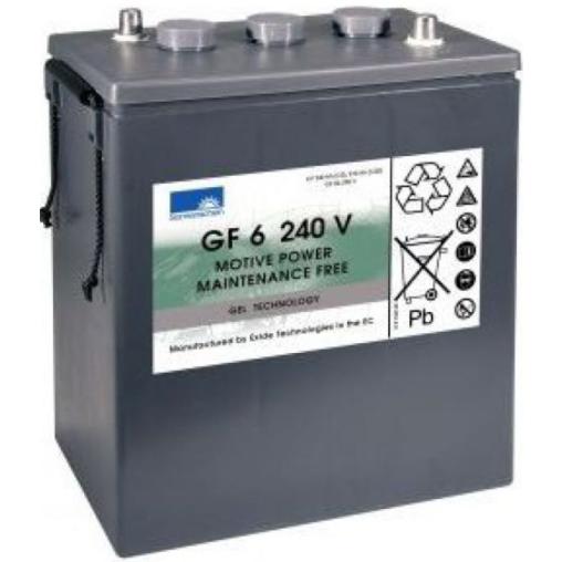 Exide Sonnenschein Antriebsbatterie GF 06 240 V
